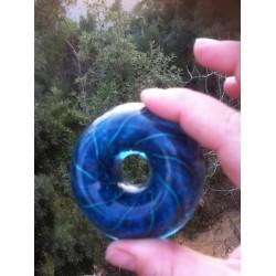 Toroide azul intenso