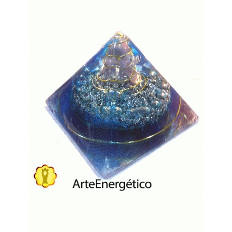 Piramide Keops Amatista Orgonite