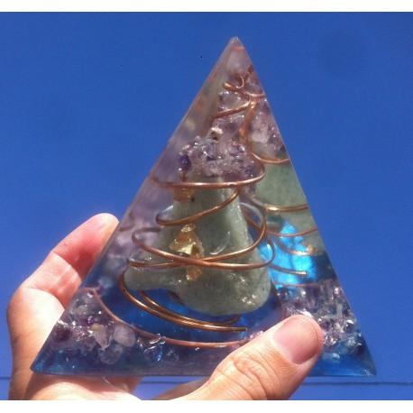 Tetraedro orgon Unico